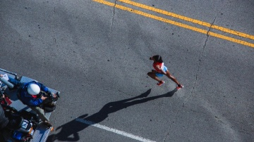 El papel de la mujer en las carreras populares