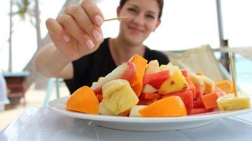 Comer fruta ayuda a la dieta