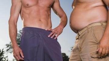 Sixpack vs barriga