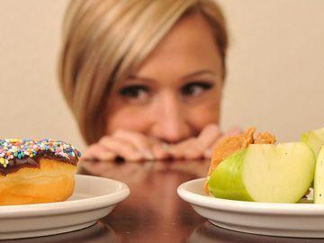 Errores después de hacer dieta