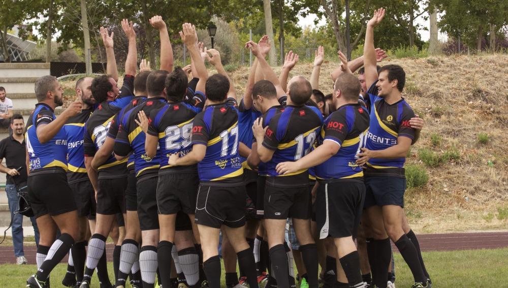 Así es el primer equipo de rugby gay inclusivo de España