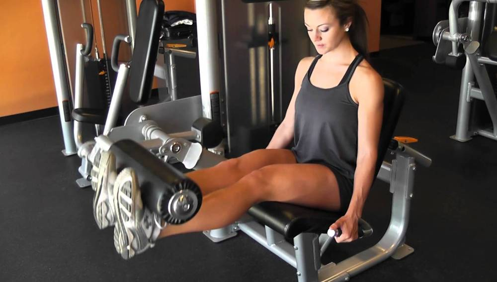 Moldea tus piernas