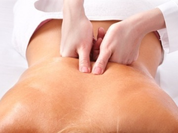 Consejo del día: regálate un masaje