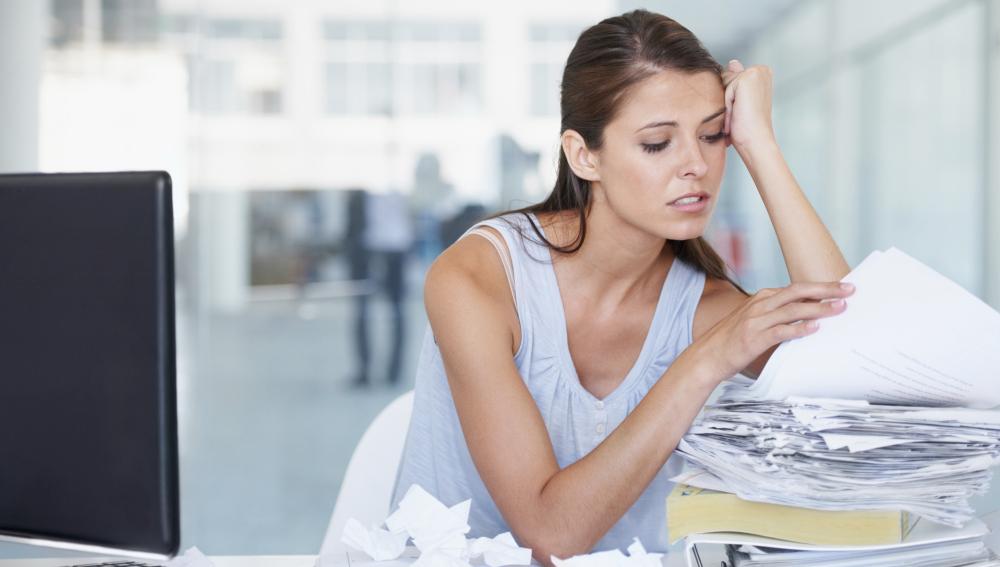 Consejos para cuando estás estresada