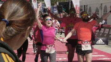 Mega estrena 'Running: La gran obsesión'