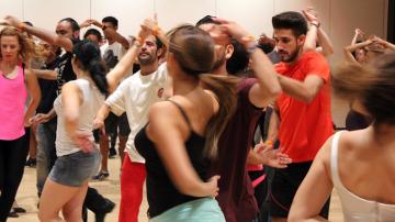 Talleres del Madrid Salsa Festival