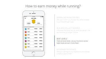 Utilza tus Runnies para subir de nivel y ganar dinero más rápido
