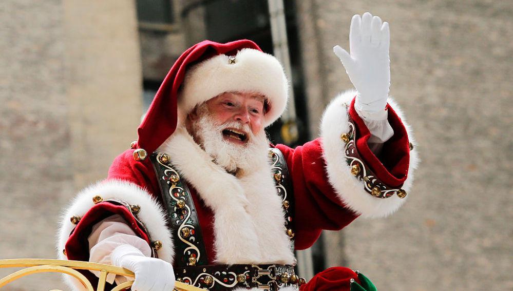 Evita ponerte tan gordo como Papá Noel
