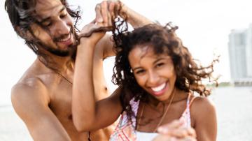 El baile puede mejorar el deseo de una relación