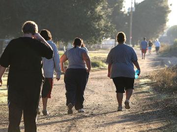 Pasear ayuda contra la obesidad