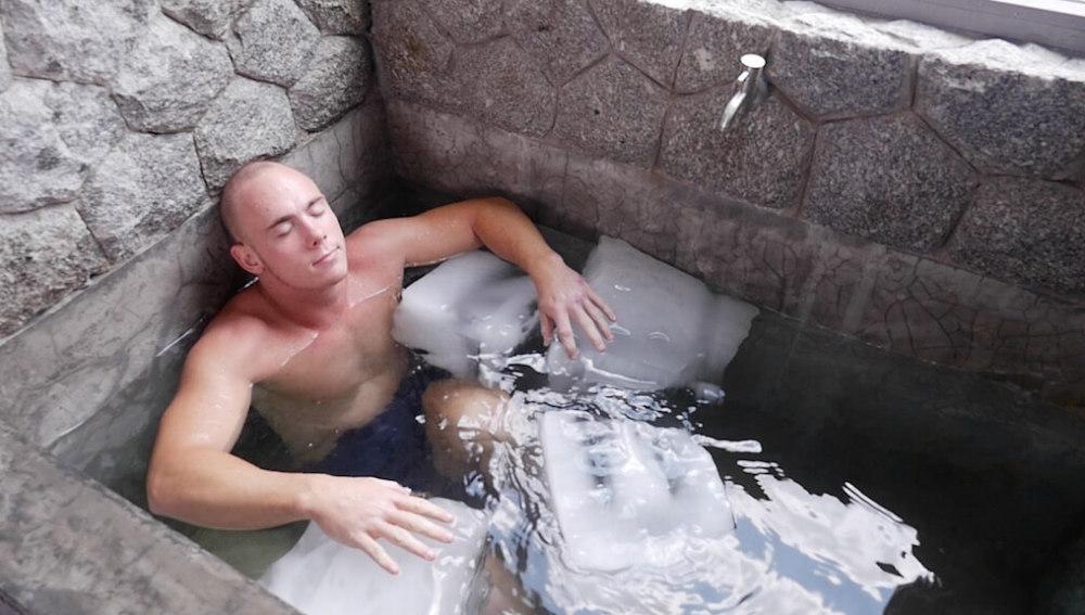 Baños helados en invierno: ¿te inmunizan o son solo una moda absurda? |  CORRER Y FITNESS