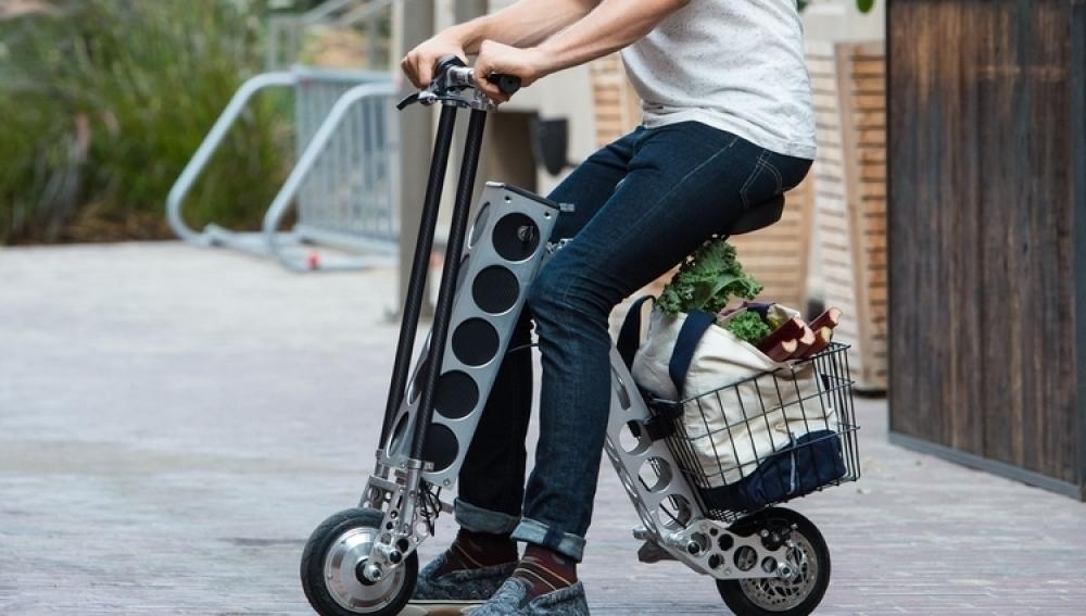 Scooter de Urb-E