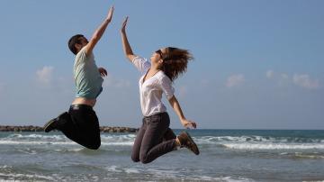 Con más energía se vive más feliz