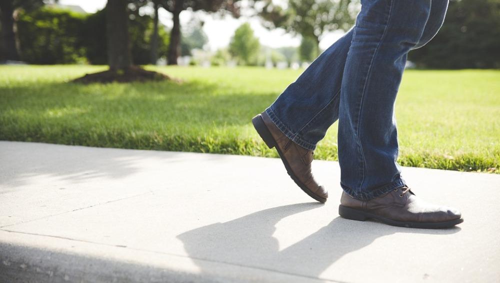 Un paseo es ideal para relajarte y mantenerte en forma