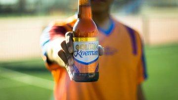 Cerveza Golden Koeman