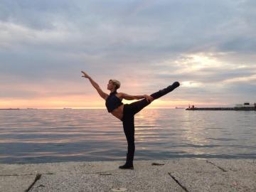 La bailarina Carola Tauler