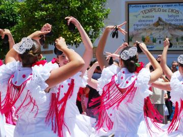 Lo más importante a la hora de aprender a bailar sevillanas es la actitud, conocer la música y confiar en ti mismo