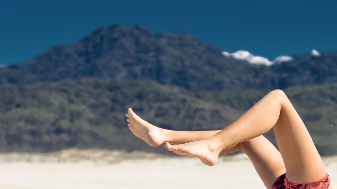 como mejorar piernas con celulitis