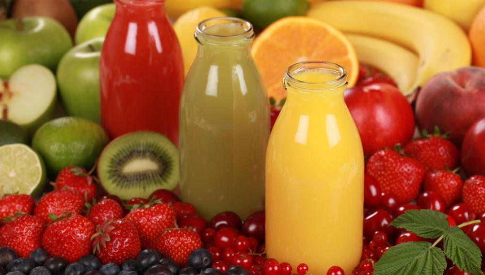 Es mejor ingerir una pieza de fruta que un zumo
