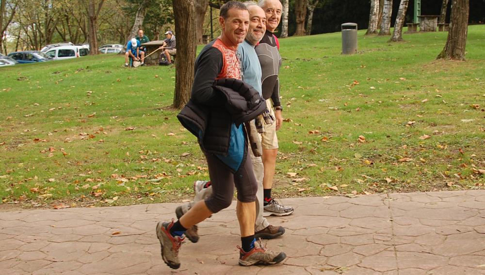 Dar un paseo es beneficioso para la salud