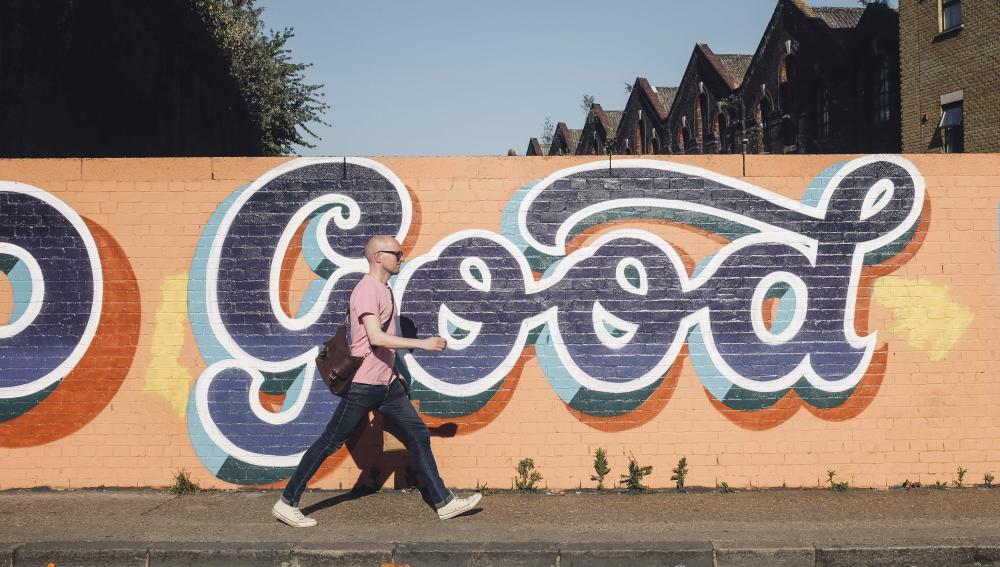 Andar también es 'good', digo bueno