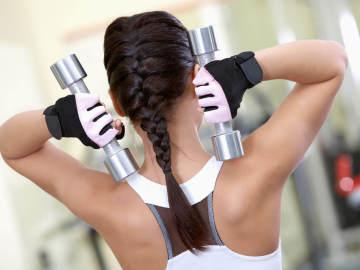 Tonifica brazos con estos ejercicios