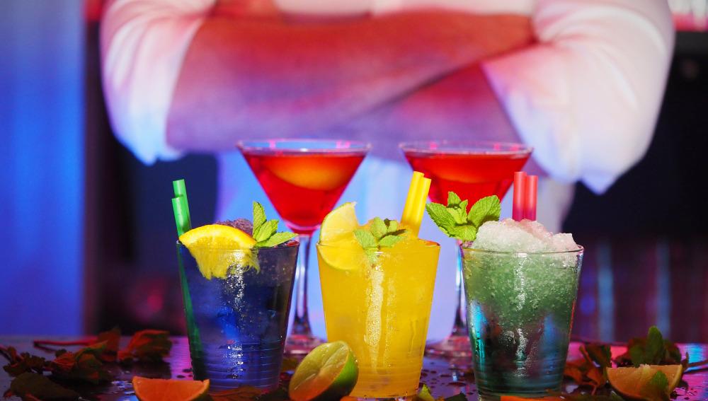 A cada hielo su bebida y al revés