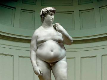 ¿Estás así de gordo después del verano?