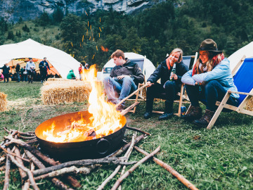 Festival de la Montaña de Suiza