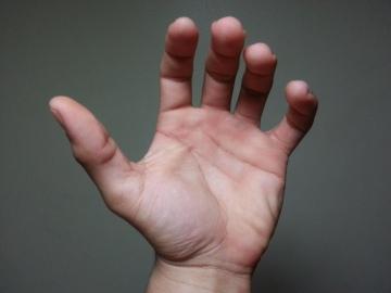 El tamaño de los dedos sí importa