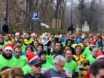 Carrera San Silvestre de Valladolid