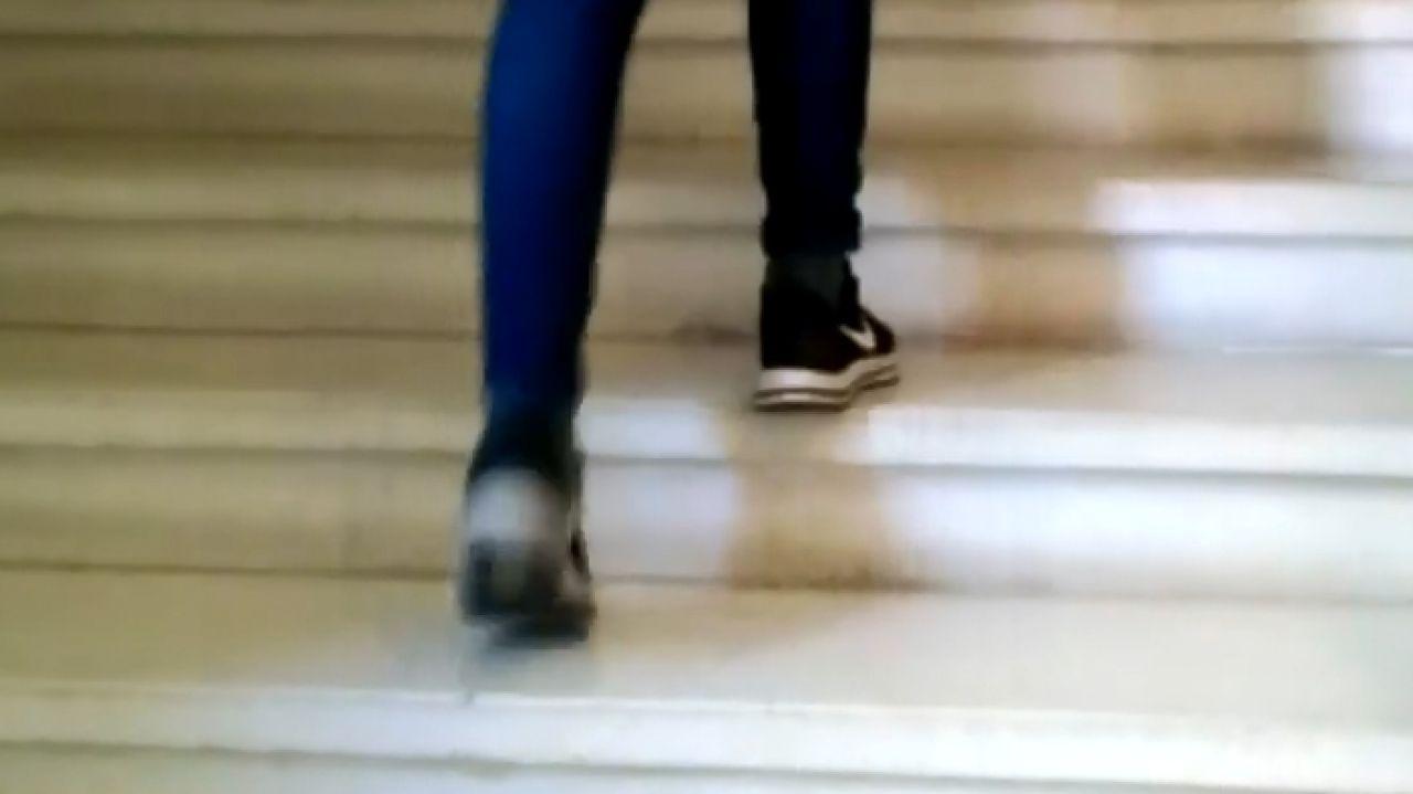 Como bajar de peso subiendo y bajando escaleras