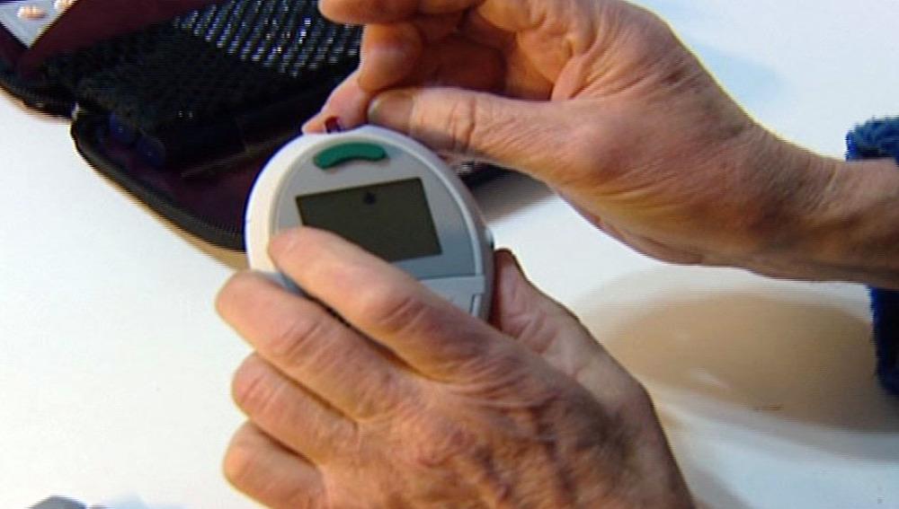 Un paciente diabético