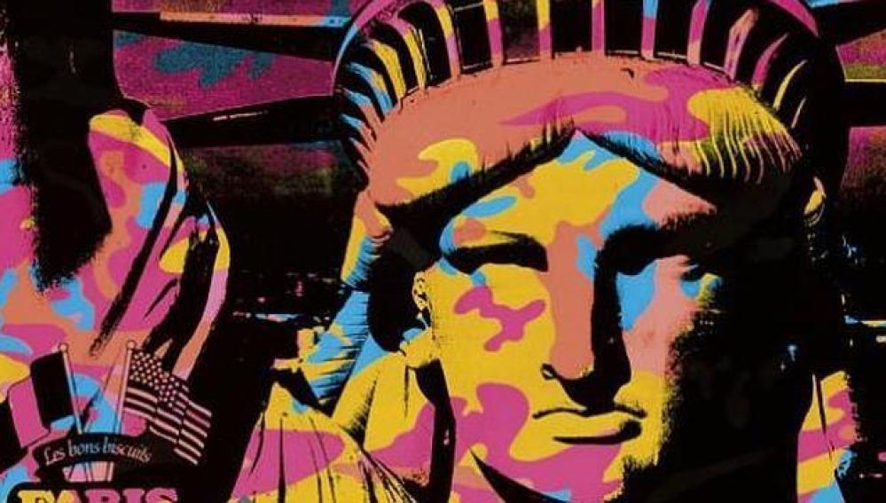 ´La estatua de la Libertad´ de Warhol vendida por 39 millones de dólares