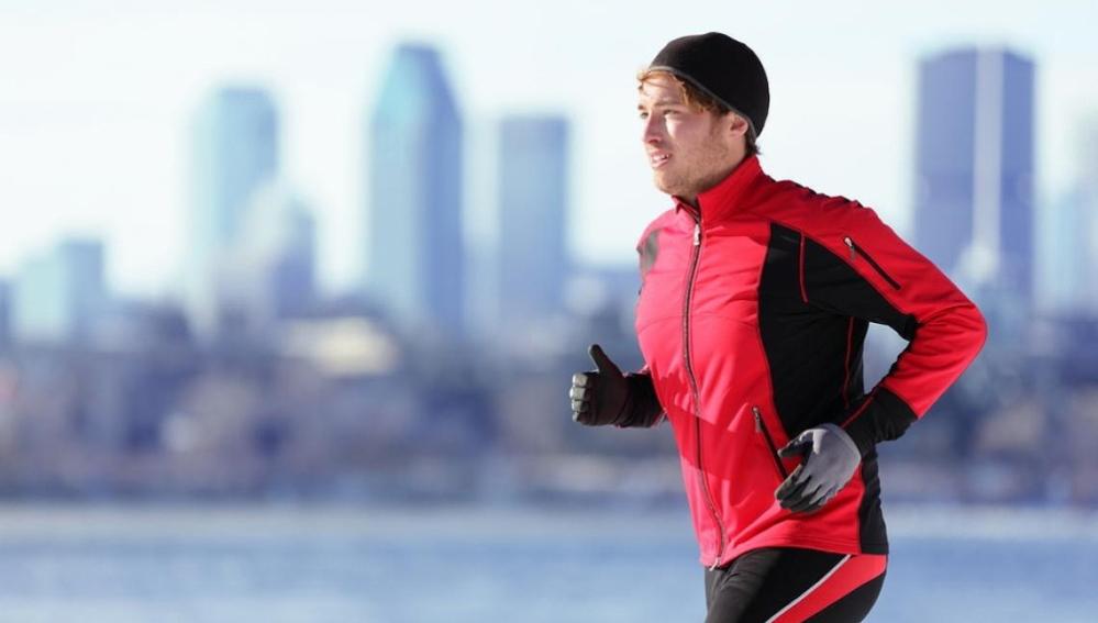 Correr a cualquier temperatura, pase lo que pase