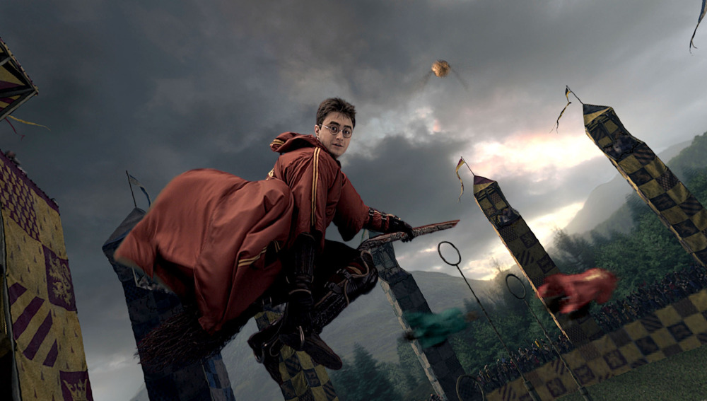 Harry Potter: Quidditch