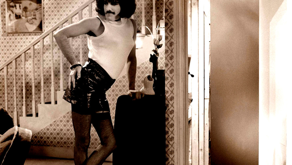Freddie Mercury en I Want To Break Free