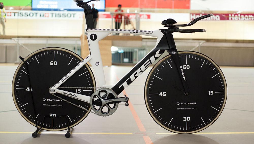 Bicicleta de Jens Voigt