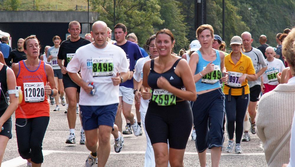 Media maratón de Bristol