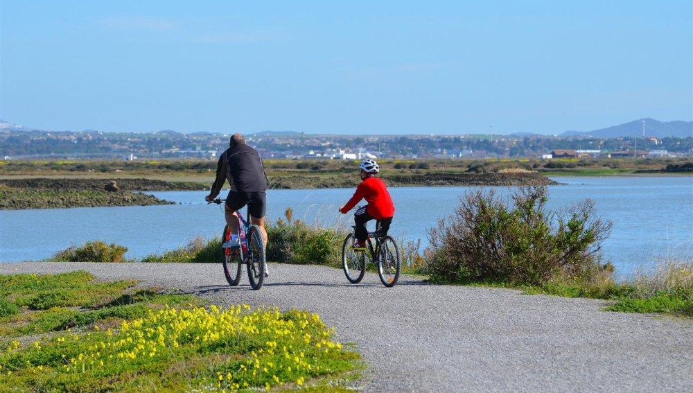 Ruta en bicicleta por la provincia de Cádiz