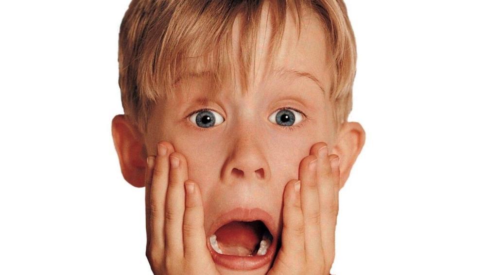 ¿Ponen esta cara tus hijos cuando sales a correr?