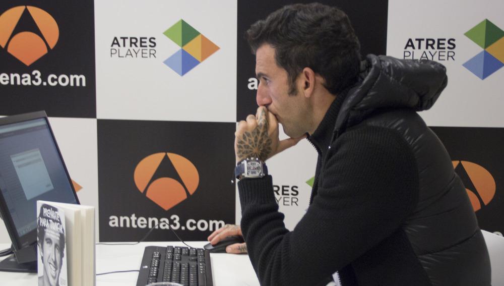Encuentro digital con Josef Ajram