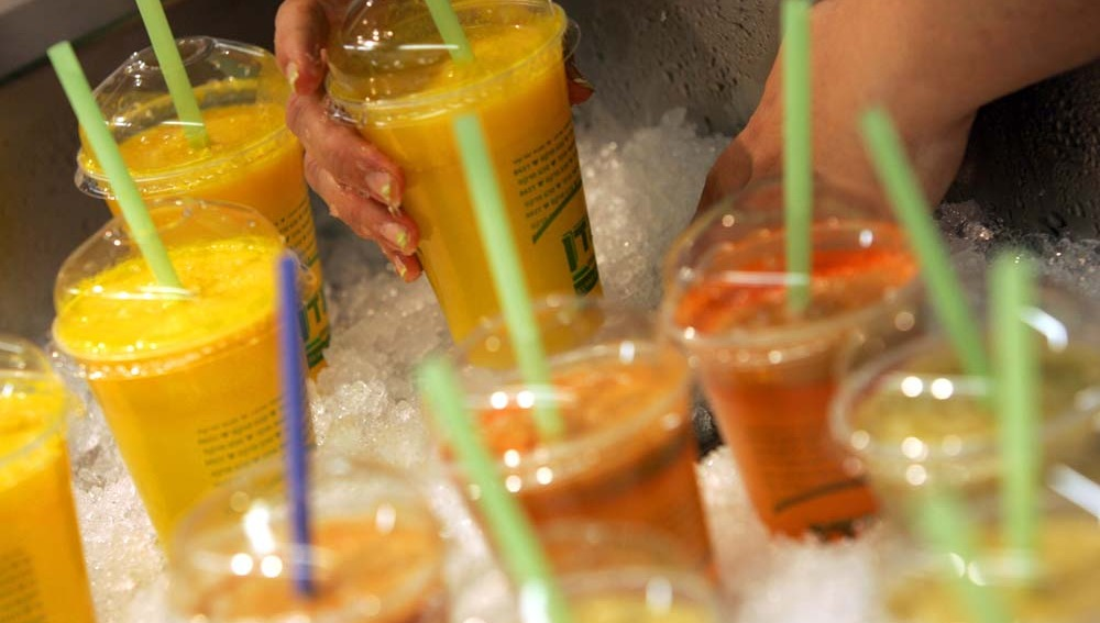 Plan de desintoxicación a base de zumos