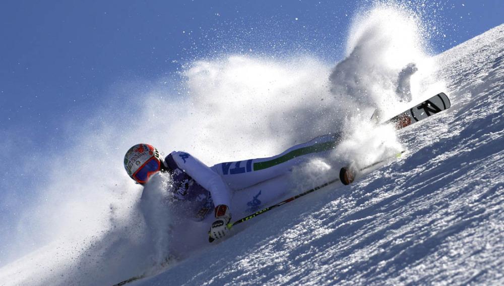 Evita las caídas en esquí con ejercicios de fuerza