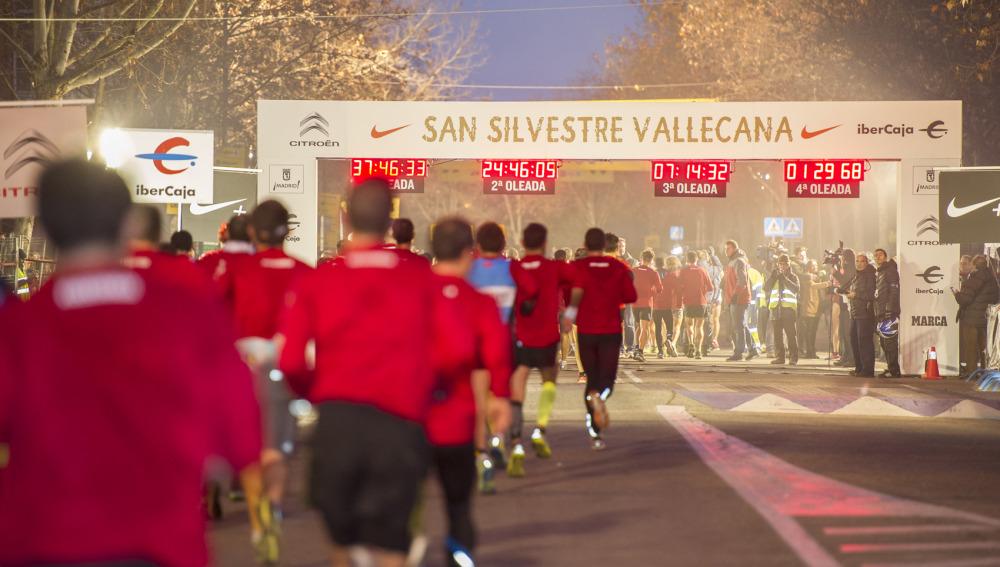 San Silvestre Vallecana de 2013