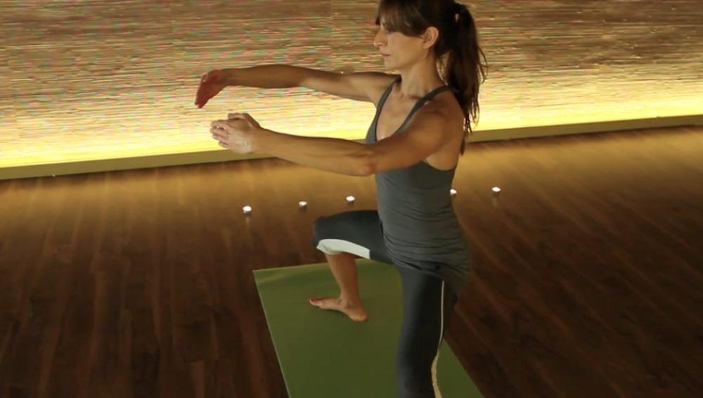 Asana de yoga