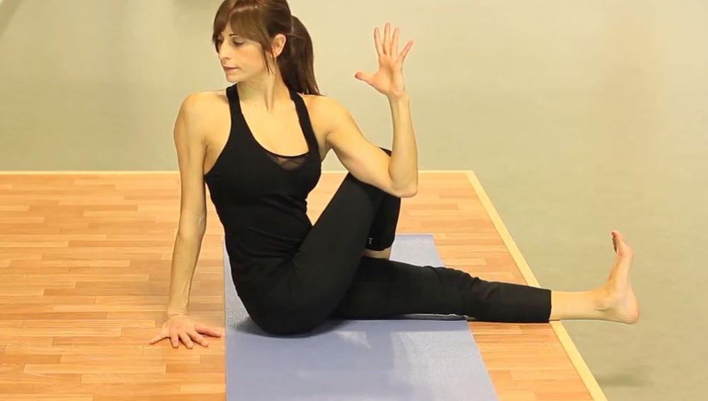 Torsiones de yoga