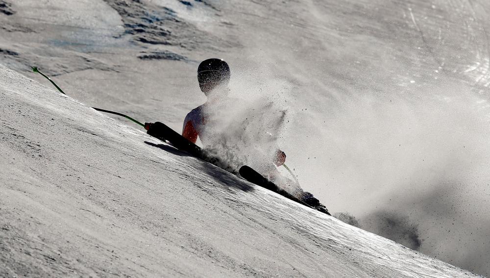 Ejercicios para después de esquiar