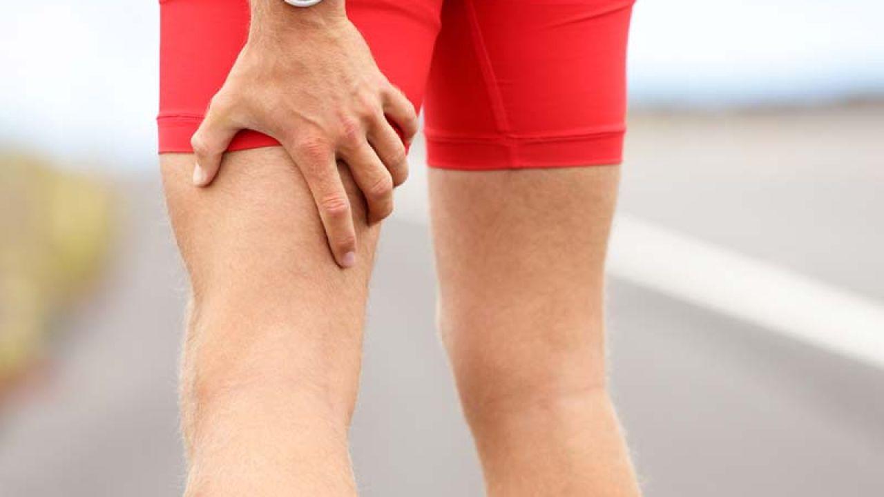 Dolor muscular piernas y gluteos