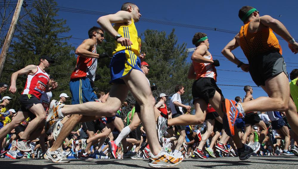 Conoce las partes del cuerpo runner